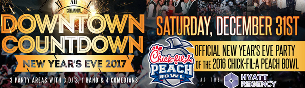 Discount Tickets for Downtown Countdown New Year's Eve ...