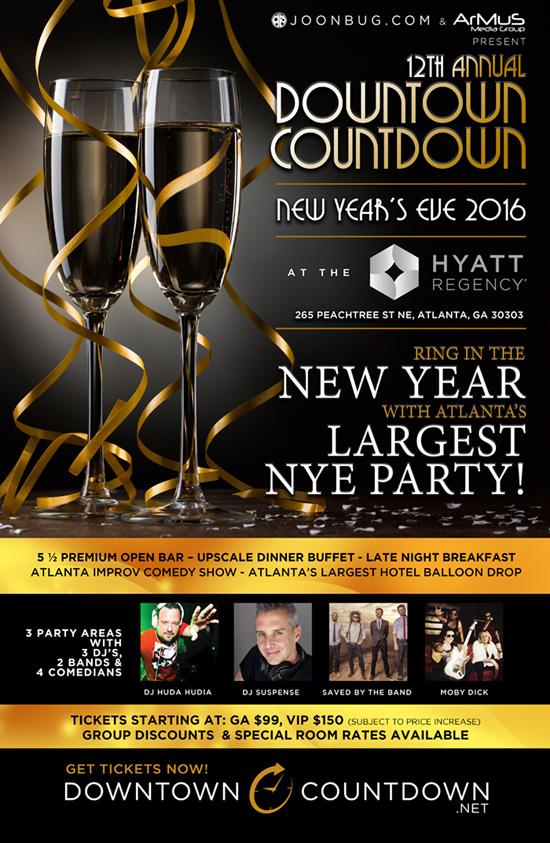 New Years Eve Party Atlanta