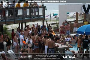 Labor Day Weekend at Club La Vela in Panama City Beach