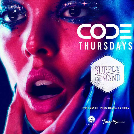 Thursday Night Afterparty at Supply & Demand