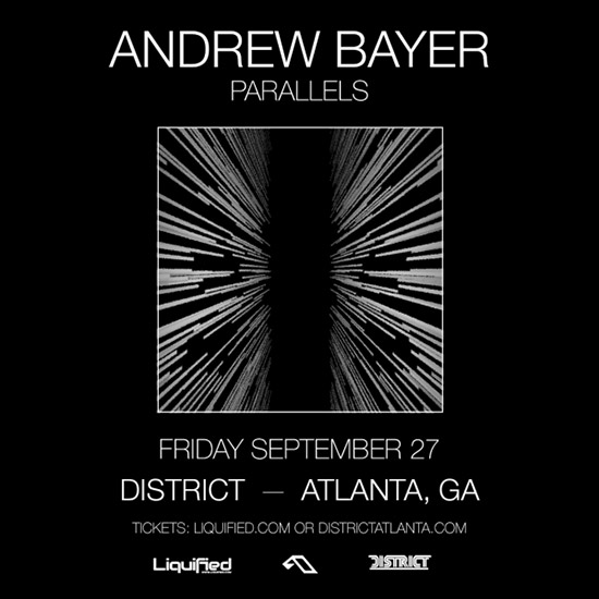Pre-sale Tickets for Andrew Bayer in Atlanta