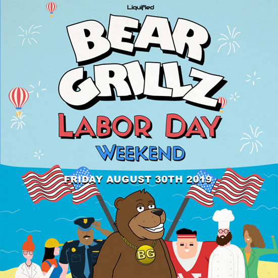Pre-sale Tickets for Bear Grillz in Atlanta