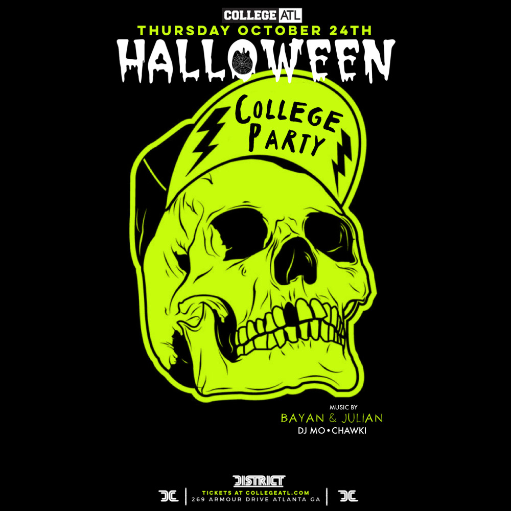 Pre-sale Tickets for RSVP ATL presents Atlanta's Biggest College Halloween Party in Atlanta