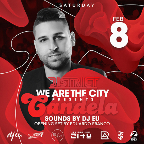 Pre-sale Tickets for We Are The City - Candela - DJ EU in Atlanta