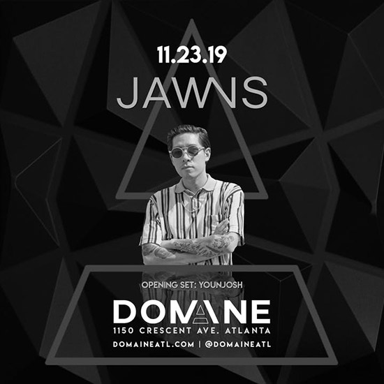 Pre-sale Tickets for JAWNS in Atlanta