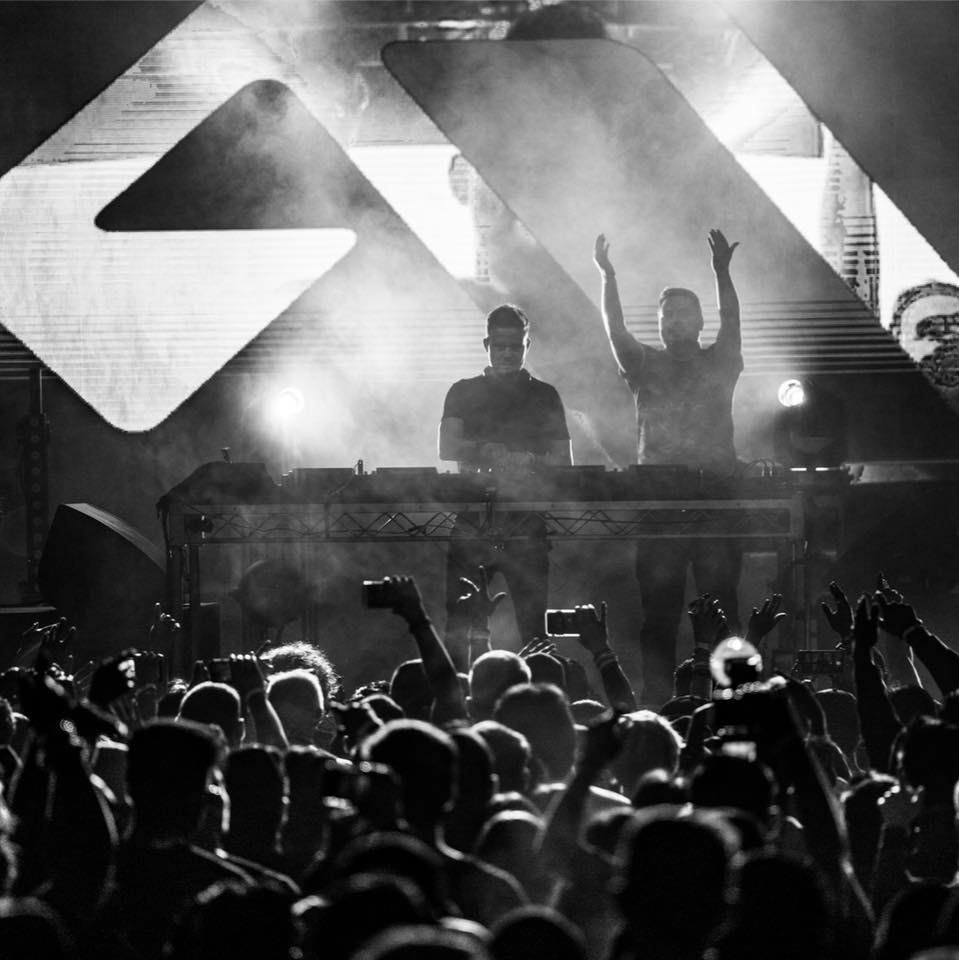 District Nightclub Atlanta presents GENIX - Anjunabeats Worldwide 09 Tour