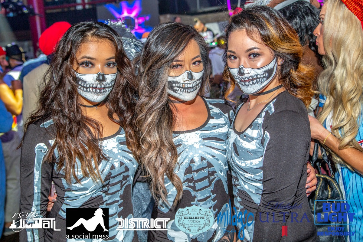 Discount Tickets to District 51 Extraterrestrial Halloween Party