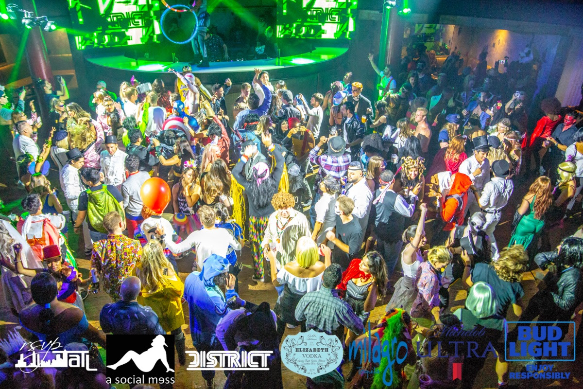 District Nightclub Atlanta presents District 51 Extraterrestrial Halloween Party