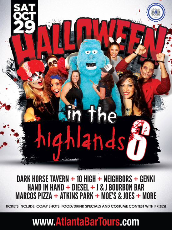 Discount Pre-Sale Tickets for Halloween in the Highlands 6 ...