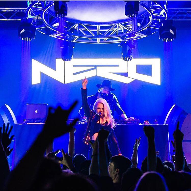 Discount Tickets to NERO DJ Set