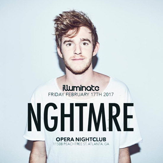 Pre-sale Tickets for NGHTMRE in Atlanta