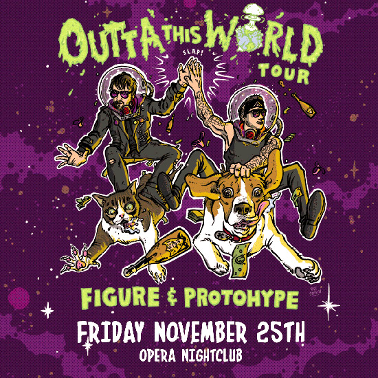 Pre-sale Tickets for Figure & ProtoHype in Atlanta