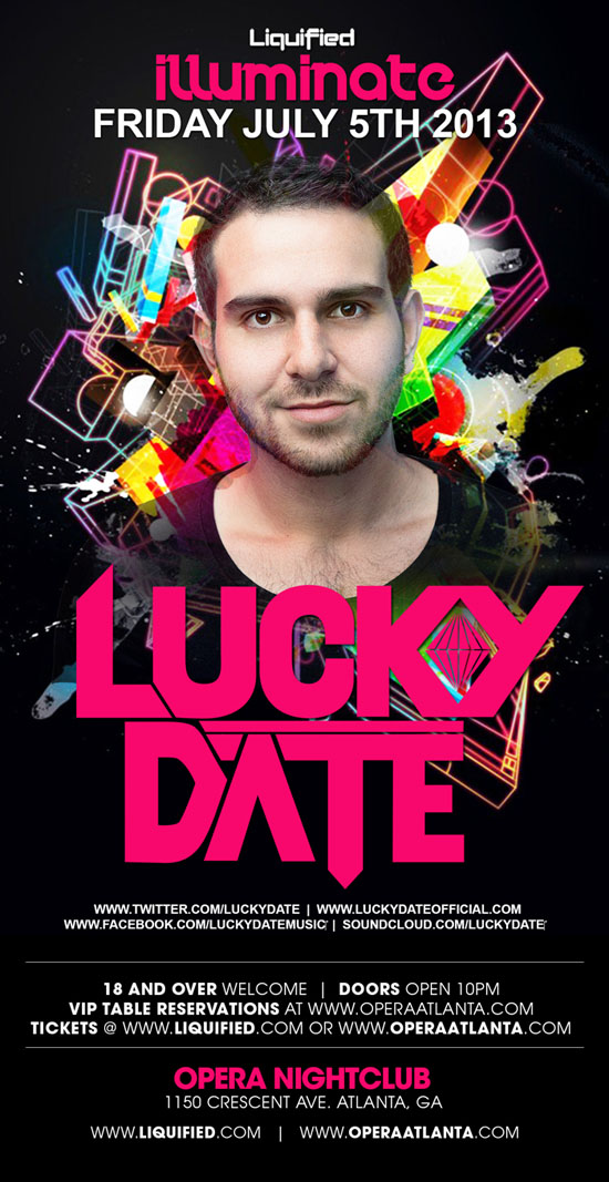 Dating lucky