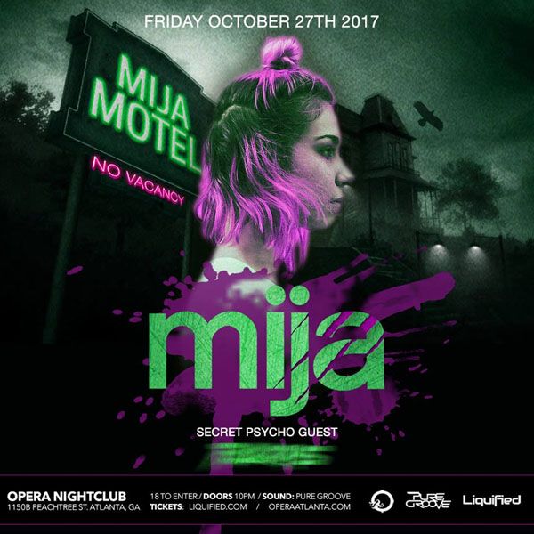 Pre-sale Tickets for Mija Motel and Special Psycho Guest in Atlanta