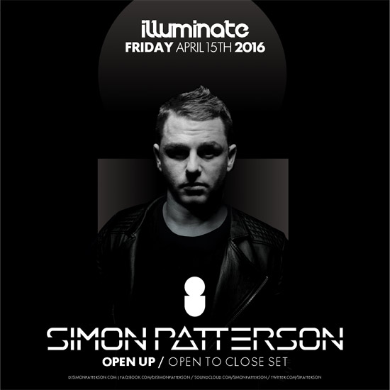 Pre-sale Tickets for Simon Patterson in Atlanta