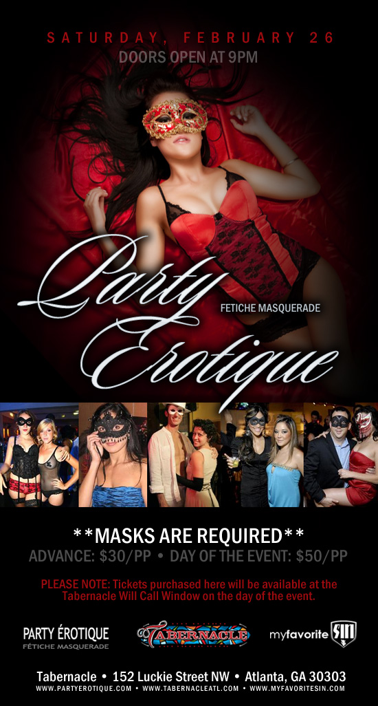 Mascarade érotique