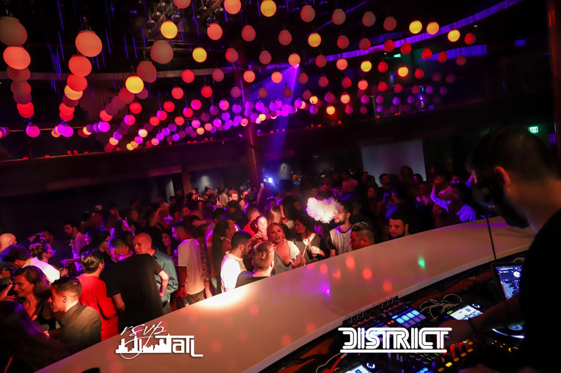 District Nightclub Atlanta presents Back 2 School Bash