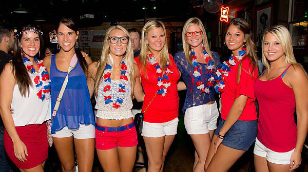 Red, White & Brews Bar Bash