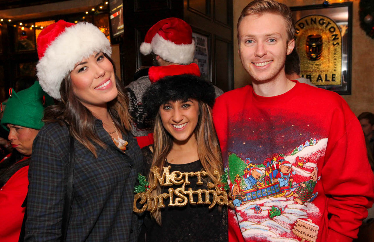 Tickets to Midtown Holiday Stumble 4A Cause