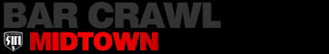 Midtown Bar Crawl - Discount Tickets Available